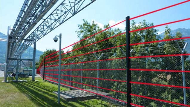 New IR Invisible 3-Beam IR Beam Sensor Barrier Detection Infrared Motion Alarm